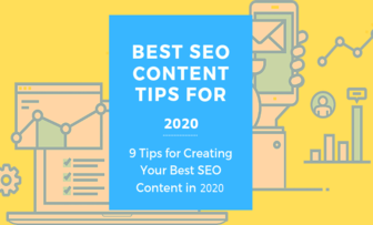 9 tips for creating your best seo content