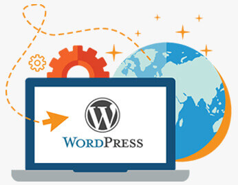 Wordpress web design services in USA