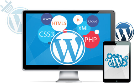 Wordpress web design services in UK
